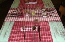 Tavolo per trattoria